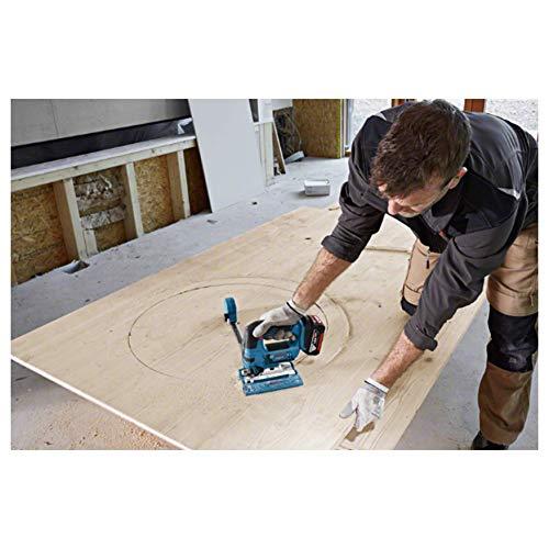 Bosch Professional GST 18 V-LI B Akku-Stichsäge, Schnitttiefen bis 120 mm Holz, 20 mm Alu, 8 mm Metall, Schrägschnitte 0-45 Grad, Solo Version, L-BOXX, 1 Stück, 06015A6101 - 8